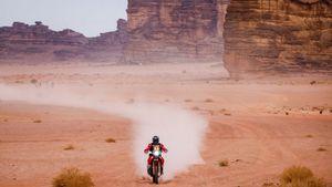Rally Dakar 2021 - Δεύτερος συνεχόμενος τίτλος για Honda