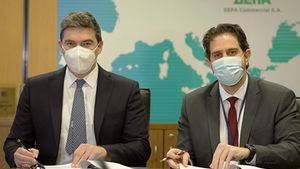 ΔΕΠΑ Εμπορίας-ΔΕΠΑ Διεθνών Έργων-Σωληνουργεία Κορίνθου: Συνεργασία για την χρήση υδρογόνου