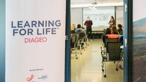 DIAGEO: 2η χρονιά για το Πρόγραμμα Εκπαίδευσης & Δημιουργίας Ευκαιριών Απασχόλησης