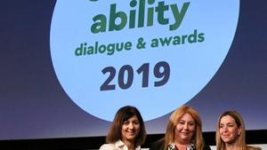 Diageo: Βράβευση του Προγράμματος LEARNING FOR LIFE στα Bravo Sustainability Awards 2019