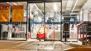 Θεσσαλονίκη: Διάρρηξη σε μεγάλο supermarket
