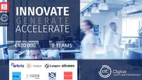 €120.000 δόθηκαν και το 2020 μέσω του EIT Digital Venture Program σε 8 startups