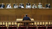 Δίκη ΧΑ: Έφεση για μικρότερη ποινή από τον συνήγορο του Χρήστου Παππά