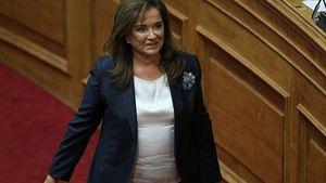 Αποστάσεις από τις αντιδράσεις των δύο βουλευτών της ΝΔ πήρε η Ντ.Μπακογιάννη