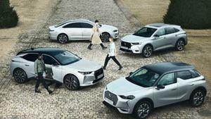 Η DS Automobiles στο Paris Fashion Week 2021
