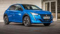 To Peugeot e-208 αναδείχθηκε καλύτερο ηλεκτρικό αυτοκίνητο για εταιρική χρήση
