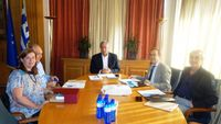 Συνάντηση Μ. Βορίδη με ΕΔΟΑΟ - Τι συζητήθηκε