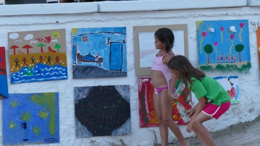 To Παιδικό Φεστιβάλ των Κυκλάδων περιμένει τα έργα των παιδιών