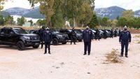 Ενίσχυση της Ε.Κ.Α.Μ. της Ελληνικής Αστυνομίας με Nissan ΝAVARA