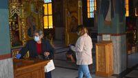 Ανοίγουν ξανά οι εκκλησίες-Τα νέα μέτρα για την ασφάλεια των πιστών