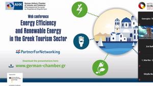 Γ.Θωμάς: Προς ένα νέο μοντέλο «πράσινης» τουριστικής ανάπτυξης με Εξοικονόμηση Ενέργειας