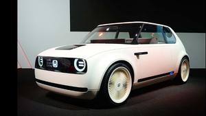 Η Honda επιταχύνει τη στρατηγική της 'Electric Vision' με νέο στόχο