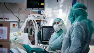 Δύσκολες οι επόμενες δύο βδομάδες - Μεγάλη πίεση στο σύστημα υγείας