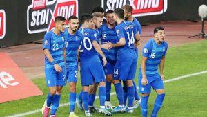 Υψηλή τηλεθέαση για τον αγώνα Ελλάδα - Βοσνία-Ερζεγοβίνη