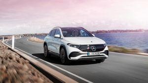 Mercedes-Benz: Η νέα ηλεκτρική EQA είναι τώρα διαθέσιμη για παραγγελία