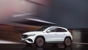 Mercedes-Benz: Ηλεκτρική και Compact η νέα EQA