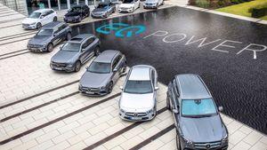 Mercedes-Benz Hellas: Για 7η συνεχόμενη χρονιά κατακτά την πρωτιά στις Premium πωλήσεις