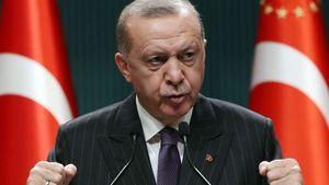 Ερντογάν: Μοντέλο δυο κρατών στην Κύπρο - Να μην προκαλεί ο Μητσοτάκης