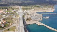ΤΑΙΠΕΔ: Διαγωνισμός για τον εργοταξιακό χώρο του έργου ζεύξης Ρίου - Αντιρρίου