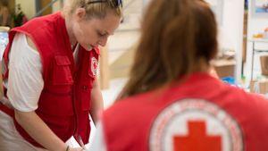 Ο Ελληνικός Ερυθρός Σταυρός παραμένει σταθερά στο πλευρό των συνανθρώπων μας