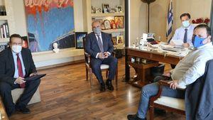 Γεωργιάδης: Δεσμευόμαστε για άμεση λειτουργία- έστω κι εν μέρει -της αγοράς