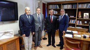 Συνάντηση ΕΣΕΕ- Σταϊκούρα