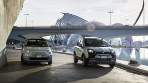 2020: H χρονιά ορόσημο για τη Fiat, με ρεκόρ πωλήσεων στην Ευρώπη για τα 500 και Panda