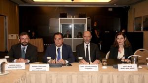 "CompeteGR: Εκδήλωση με θέμα ""Η σημασία της ανταγωνιστικότητας στην προσέλκυση επενδύσεων''"