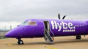 Στα όρια της χρεοκοπίας η βρετανική αεροπορική Flybe