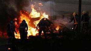 Grand Prix: Έπιασε φωτιά μονοθέσιο αγωνιστικό
