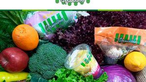 O Φρεσκούλης προσφέρει 12 αγκαλιές με φρούτα και λαχανικά σε κοινωφελείς φορείς