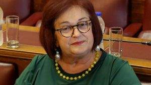 Γιαννάκου: Γιατί αποχωρήσαμε από την κοινοβουλευτική συνέλευση του ΝΑΤΟ
