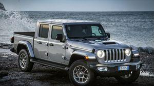 Με βαριά κληρονομιά, τo Jeep Gladiator, έρχεται να αλλάξει τα δεδομένα στην κατηγορία