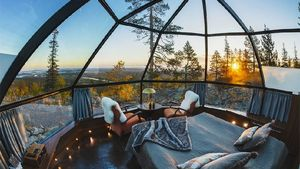 Ταξίδι στα πιο ιδιαίτερα ξενοδοχεία στον κόσμο- Είστε έτοιμοι;