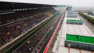 Formula 1: Αναβλήθηκε το Grand Prix της Κίνας
