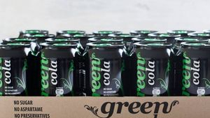 Green Cola: Σε 50 σημεία της Whole Foods στις ΗΠΑ