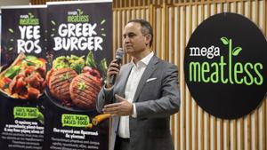 Ήρθαν τα «MEGA MEATLESS»: Η νέα σειρά της Megas Yeeros