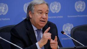 Για τον κίνδυνο μη καταβολής των μισθών των υπαλλήλων του ΟΗΕ προειδοποιεί ο Γκουτέρες