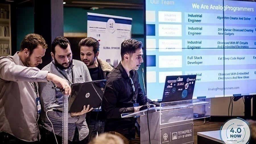Industry 4.0 NOW: Οι 8 startups που προκρίθηκαν στον τελικό του 1ου Μαραθωνίου Καινοτομίας