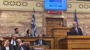 Χατζηδάκης: Συνεργασία ΥΠΕΝ με υπ. Οικονομικών και τράπεζες για «πράσινες» χρηματοδοτήσεις