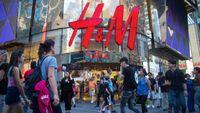 Πτώση πωλήσεων και στην H&M