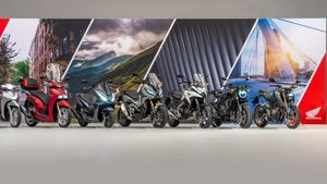 Honda Moto: 7 Αναβαθμισμένα Μοντέλα στην Ευρώπη το 2021