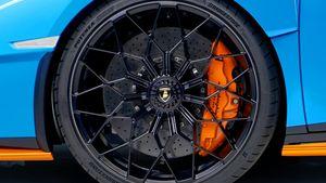 Lamborghini: Επέλεξε την Bridgestone για να «ντύσει» με τα ελαστικά της τη Huracán STO