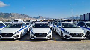 33 νέα περιπολικά Hyundai i30 για την Ελληνική Αστυνομία