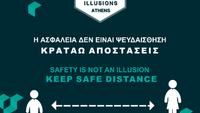 Museum of Illusions Athens: Aνοίγει ξανά τις πόρτες του τηρώντας όλα τα μέτρα ασφαλείας