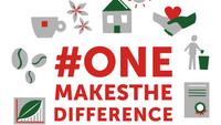 Illycaffè: #ONEMAKESTHEDIFFERENCE - εξάλειψη 175 τόνων πλαστικού ανά έτος