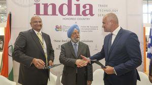 ΣΒΕ: Μνημόνιο Συνεργασίας με το Confederation of Indian Industry (CII)
