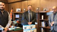 Interamerican: Ολοκληρώθηκε το σχέδιο στήριξης των υγειονομικών δομών του Δ. Αθηναίων