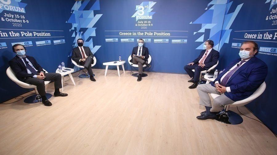 3rd InvestGR Forum 2020: Ώρα υλοποίησης για τις εμβληματικές επενδύσεις