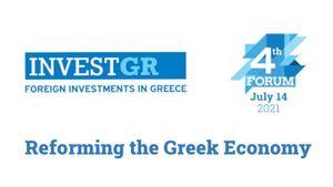 Στις 14 Ιουλίου 2021 το 4th InvestGR Forum 2021